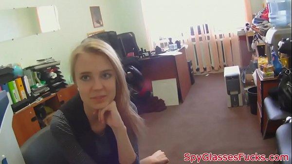 IMG Познакомился с русской блондинкой и развел ее на трах